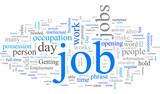 Job (job exchange, temporary employment company) poster