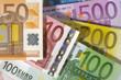 Euro Geldschein