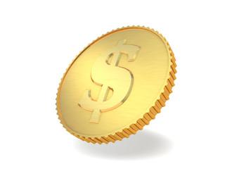 通貨ドルのシンボル