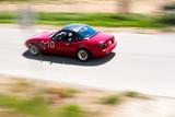 Fotoroleta auto rally
