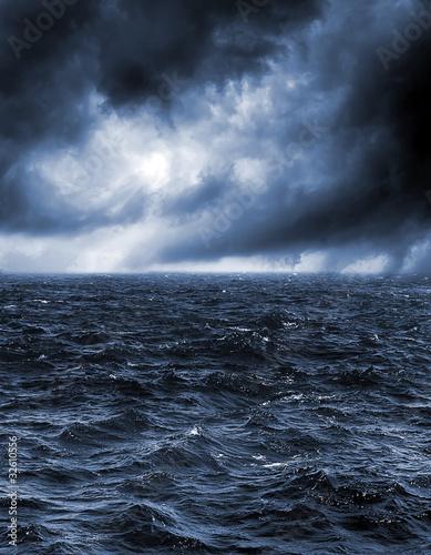 Leinwandbild Motiv stormy