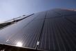 canvas print picture - Solarzellen