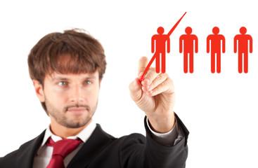 Manager firing a worker