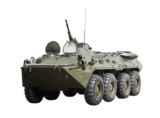 BTR-90 armored personnel Carrere