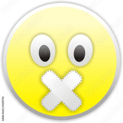 Smiles Bużka glossy icons