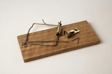 broken  mouse trap
