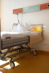 Bett Krankenzimmer