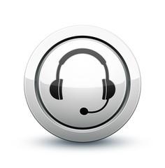 icône casque audio sav
