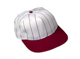 cap isolated on the white background with clipping path.