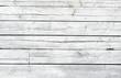 Leinwandbild Motiv Weathered white wood