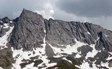 La Cime des Planettes - 2976 m, en Vanoise (Alpes)