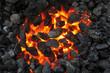 Leinwandbild Motiv the mystery fire