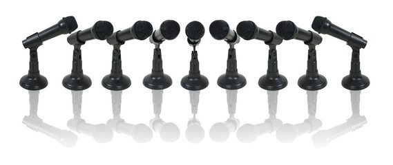 Array of Microphones