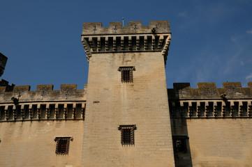 château de Tarascon en Provence