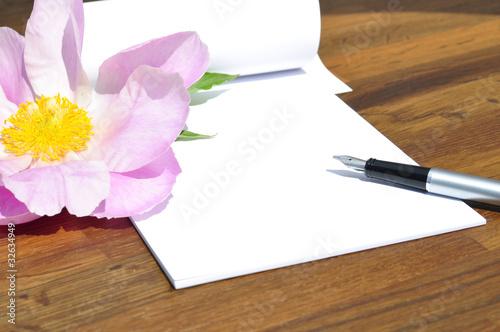 Schreibblock