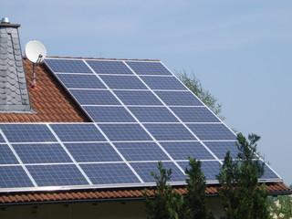 Photovoltaik - photovoltaics