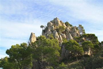 cresta geologica