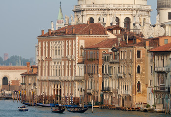 Palaces at the Grand Canal