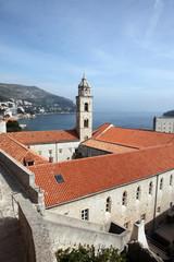 Dominican church Dubrovnik