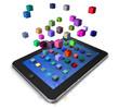 Tablet media