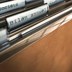 Comptabilité - bilan annuel des sociétés - Comptable