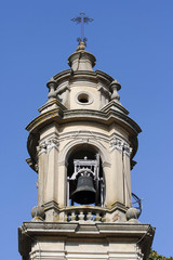 baroque bell tower