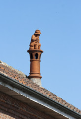 guardian of the house chimney