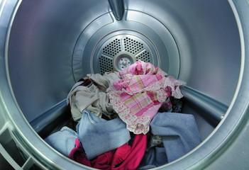 Machine à laver.