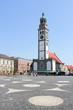 Rathausplatz mit Perlachturm