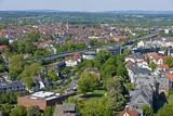 Bielefeld von oben - Fine Art prints