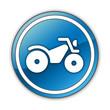 "Glossy Button ""All Terrain Vehicle Trail"""