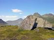 Norway Rocky landscape