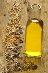Olio di semi vari