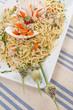 Staghetti alla polpa di granchio