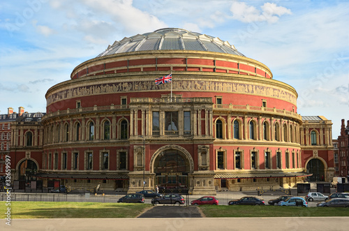 Royal Albert Hall, London, England, UK