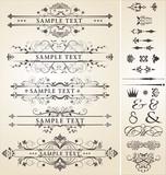 Kaligrafické designové prvky
