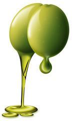 Olive spremitura