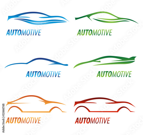 Automobile Logo Templates