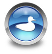 "Glossy Pictogram ""Duck"""