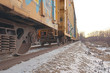 Winter Trainyard