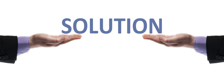 Solution message