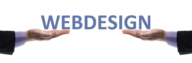 Webdesign message
