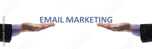 Email marketing message