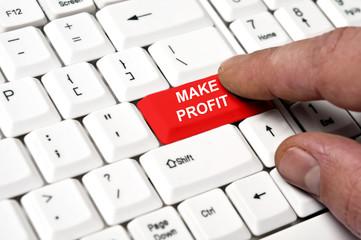 Make profit key