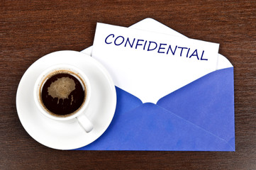 Confidential message