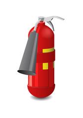 Extinguisher.