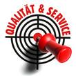 qualität&service