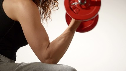 body building femminile