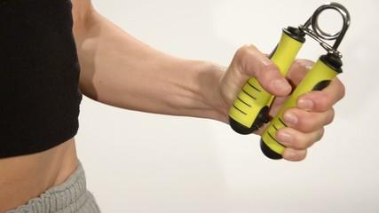 donna e hand grip