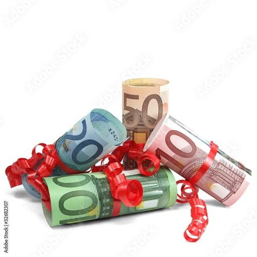 Eurogeschenke Haufen
